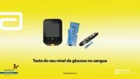 Teste do seu nível de glucose no sangue